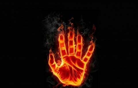 Про ожоги, несовместимые с нижегородской жизнью