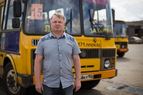 Генпрокуратура РФ проверит законность отстранения Каргина от маршрута Т-71