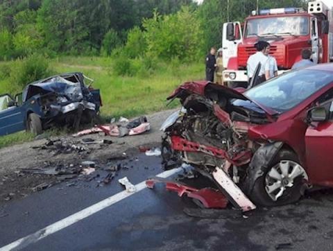 Один человек погиб и шестеро пострадали в ДТП на М-7 в Нижегородской области