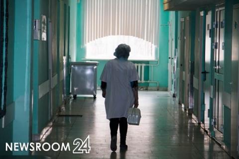 Замерзающие пациенты больницы в Дзержинске обеспечены горячим питьем