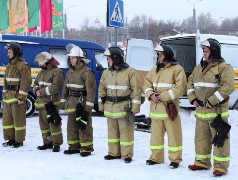 Особый противопожарный режим ввели в Нижегородской области до 10 января