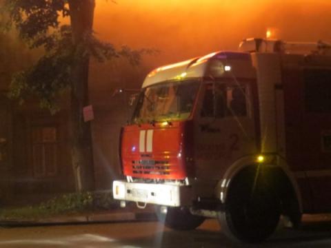 Человек погиб на пожаре в Дзержинске 27 февраля
