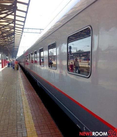 РЖД объяснили смену вокзала для поездов Нижний Новгород-Москва