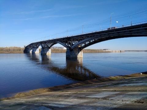 Число мостов в Нижнем Новгороде увеличат до шести