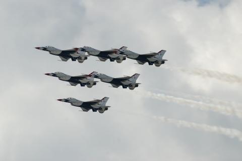 Авиагонки «Формулы-1» состоятся в небе над Нижним Новгородом 13-14 августа