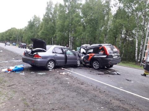 Четыре человека погибли и трое пострадали в ДТП в Нижегородской области
