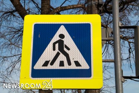 В Нижнем Новгороде появились еще два пешеходных перехода