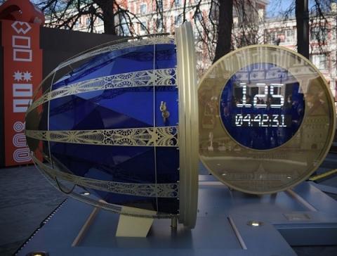 В Нижнем Новгороде появились часы обратного отсчета до 800-летия