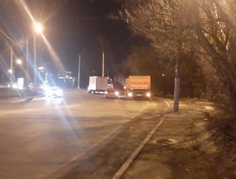 Водитель «КамАЗа» насмерть сбил велосипедиста в Нижнем Новгороде