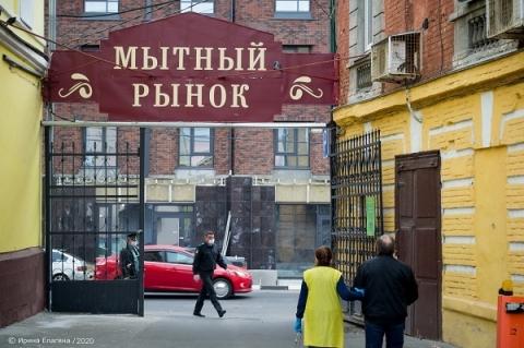 ТЦ появится на территории Мытного рынка в Нижнем Новгороде