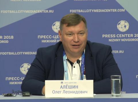 Экс-гендиректор ФК «Нижний Новгород» Алешин возглавил Канавинский район