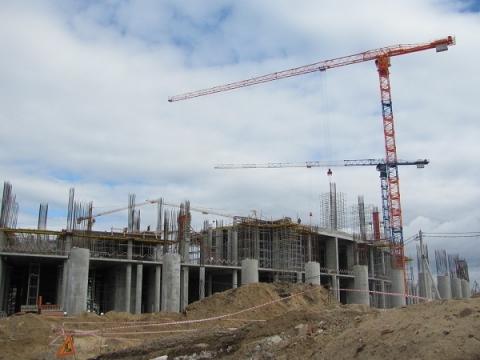 Недостроенный ФОК в Сормове снесут для нового строительства