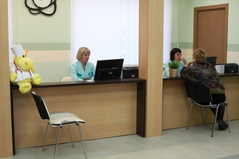 «Красная поликлиника» для COVID-пациентов открылась в Нижнем Новгороде