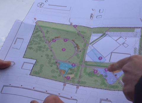 34 общественных пространства благоустроят в Нижнем Новгороде в 2021 году