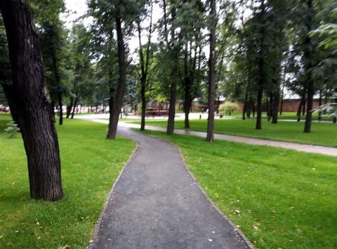 Администрация ответила на претензии к выкашиванию травы в Нижнем Новгороде