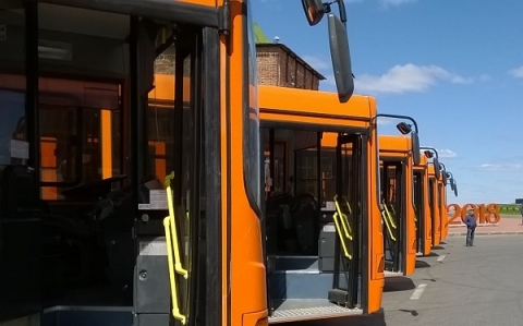 20 новых автобусов поступят в Нижний Новгород в январе 2021 года