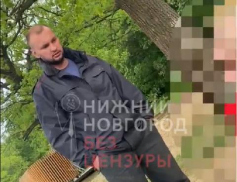 Угрожавший отдыхающим на Щелоковском хуторе лжеполицейский арестован на 10 суток