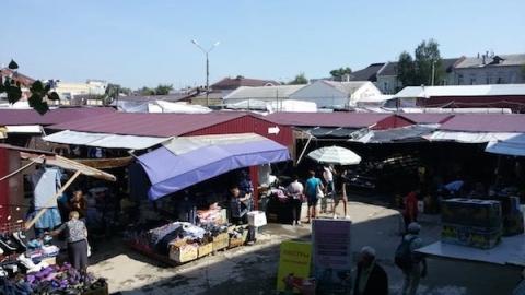 Снос Карповского рынка начался в Нижнем Новгороде 26 ноября