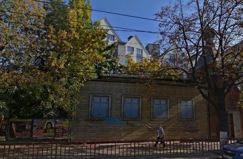 Снесенный дом XIX века  на улице Варварской находился в аварийном состоянии