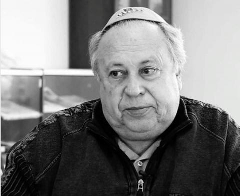 Ушел из жизни руководитель иудейской общины Дзержинска Ефим Беркович