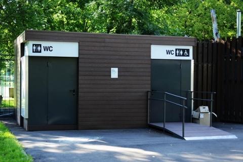 Более 30 новых общественных туалетов появится в Нижнем Новгороде в 2021 году