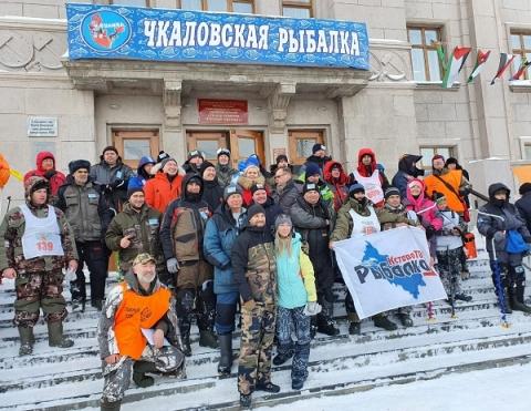 Представители 20 стран приняли участие в фестивале подледного лова в Чкаловске