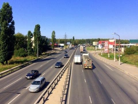 Строительство федеральной трассы М-12 началось  в Нижегородской области