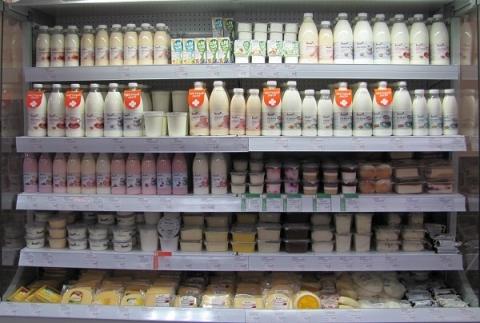 Опасные бактерии найдены в молоке нижегородского производства