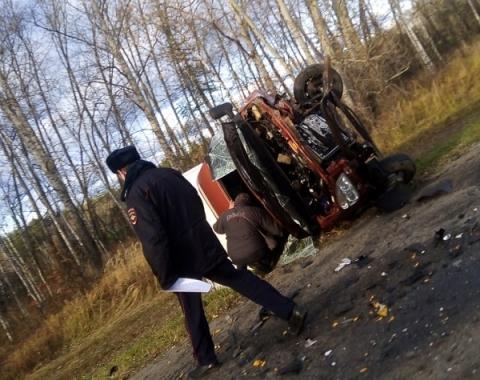 Трое пострадали в массовом ДТП на М-7 в Кстовском районе