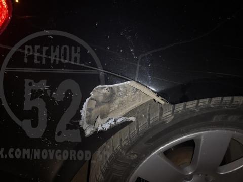 Нижегородский автомобилист пожаловался на плохое освещение в Ольгине