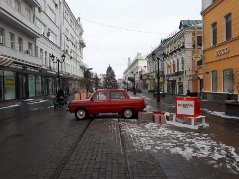 Депкульт выставит у арт-объектов Нижнего Новгорода охрану от вандалов