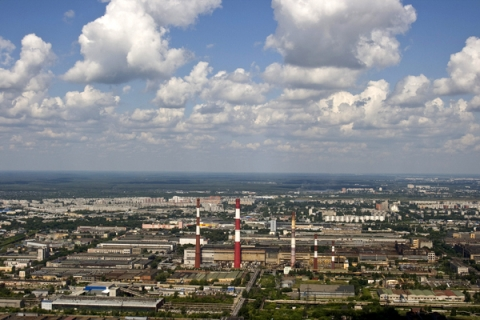 460 млрд рублей направят в течение 10 лет на развитие нижегородской агломерации