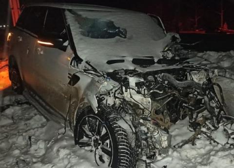 Полиция разыскивает виновника ДТП с поездом в Нижегородской области