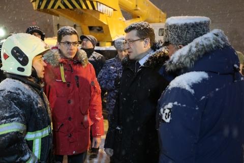 Предварительной причиной взрыва в Нижнем Новгороде названа утечка из газораспределительной системы