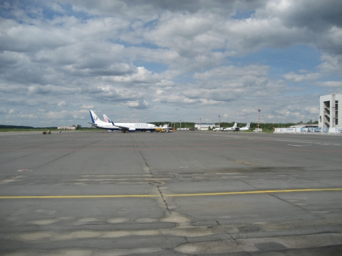 Рядом с аэропортом «Стригино» вырастут три микрорайона
