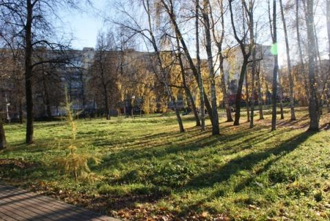 Парк появится в районе деревни Кузнечиха в Нижнем Новгороде