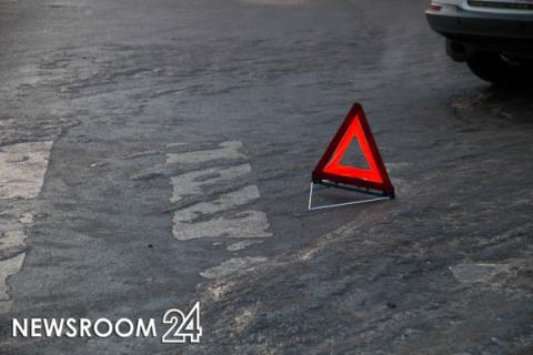 Проезд по М-7 в Нижегородской области закрыт из-за ДТП