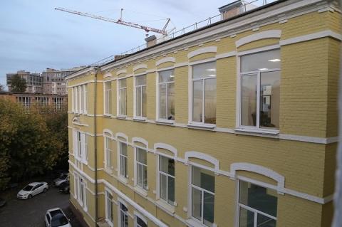Нижегородская гимназия №1 откроется 12 октября после капремонта