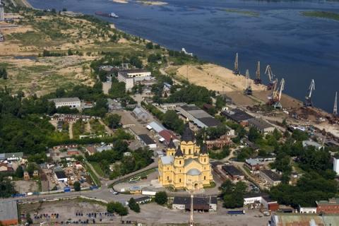 23 млрд рублей затрачено на перезагрузку Нижнего Новгорода к 800-летию