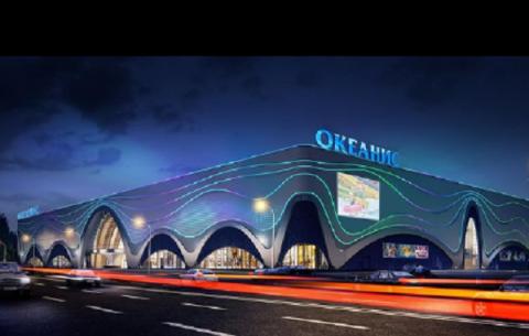 ТРК с аквапарком на проспекте Гагарина сдадут в первом квартале 2021 года