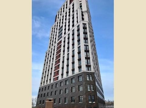 Две многоэтажки ЖК «Атлант Сити» введены в эксплуатацию в Нижнем Новгороде