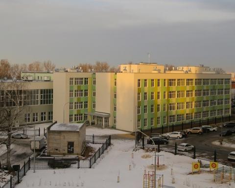 Школа в нижегородском ЖК «Гагаринские высоты» примет 675 учеников в 2021 году