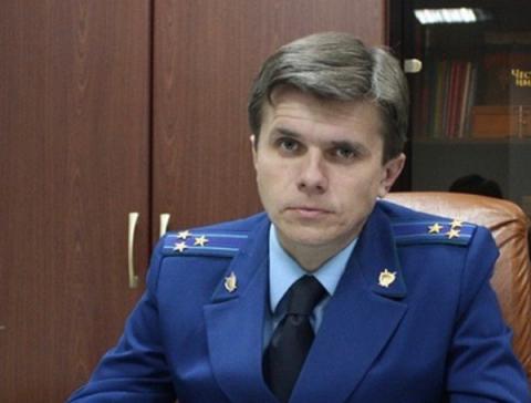 Игорь Мокичев стал новым прокурором Нижнего Новгорода