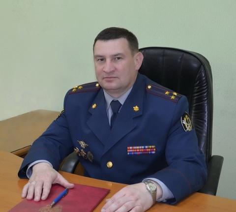 Игорь Шемякин назначен и.о. начальника нижегородского ГУФСИН