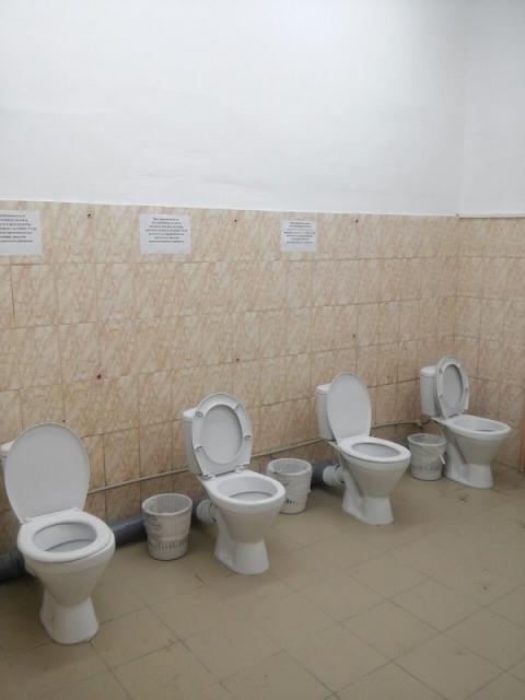 Туалет на Большой Покровской в Нижнем Новгороде предложат в аренду