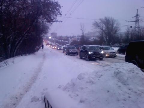 Мэр Нижнего Новгорода получил представление прокурора из-за неубранного снега