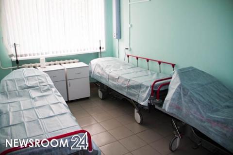 Койки для пациентов с коронавирусом развернули в 44 нижегородских больницах