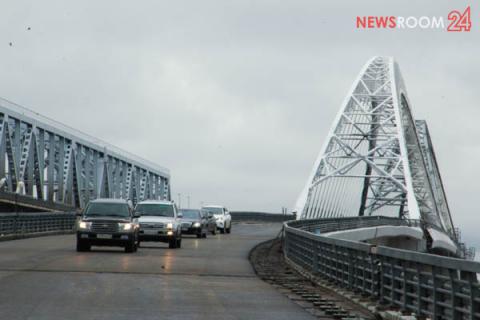 Движение по Борскому мосту ограничат из-за ремонта с 20 сентября
