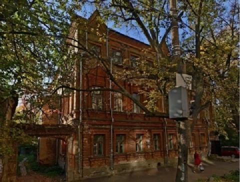 ДУК разрушающегося Дома купца Лелькова в Нижнем Новгороде не имел госрегистрации