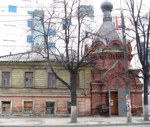 Дом XIX века снесли на улице Варварской в Нижнем Новгороде